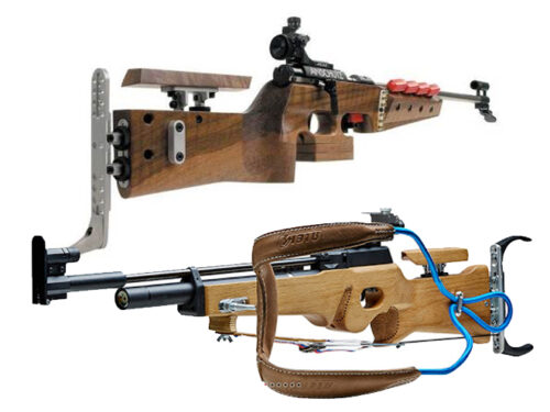 Biathlon guns