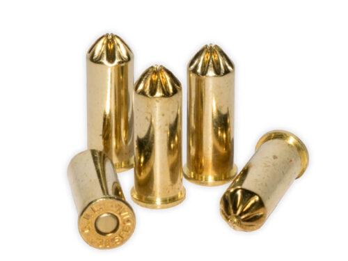 Ammo for blank pistols